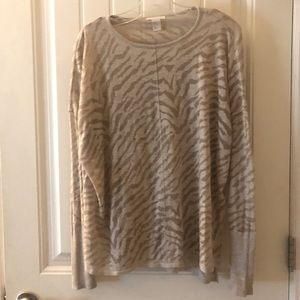 H&M Shear Pullover Top